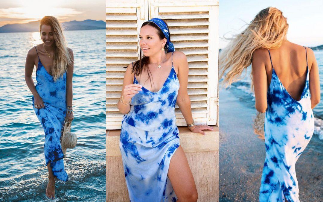 HOANUI – Tie & Dye Dress