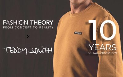 10 years of collaboration with TEDDY SMITH