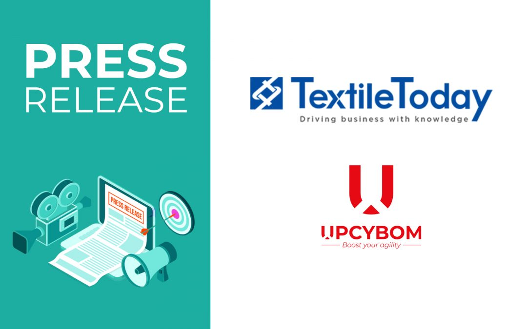 TEXTILE TODAY – UPCYBOM